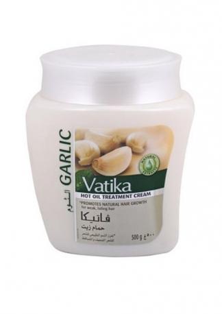 Маска Dabur Vatika против ломкости и выпадения волос, 500 гр