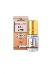 Ravza Chanel Chance Eau Vive, 3 мл