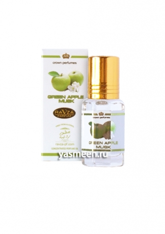 Ravza Green Apple Musk, 6 мл