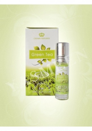 Al Rehab Green Tea, 6 мл