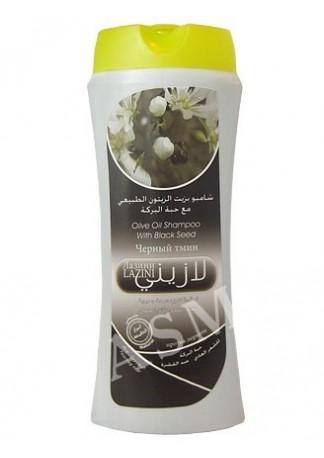 Оливковый шампунь с чёрным тмином, 400 мл