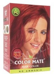 Натуральная краска для волос Color Mate (тон 9.3, бургундия)