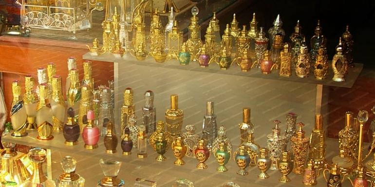 Особенности масляных духов Аравийского полуострова