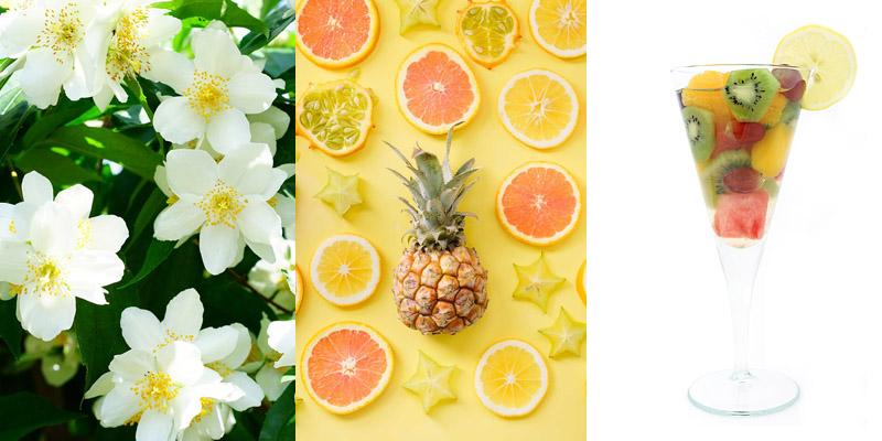 Запахи фруктов