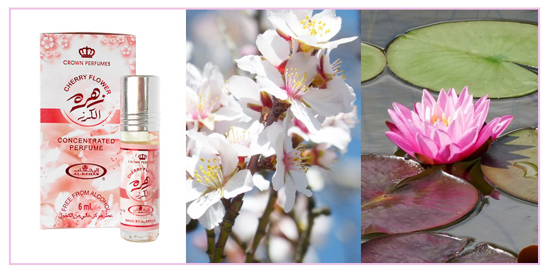 Al Rehab Cherry Flower