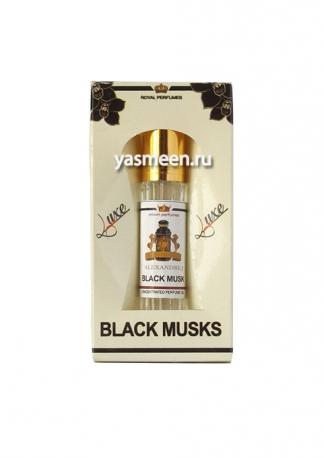Ravza Alexandre J. Black Muscs, 4 мл