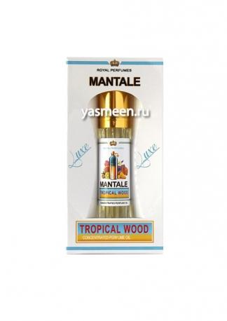 Ravza Montale Tropical Wood, 4 мл