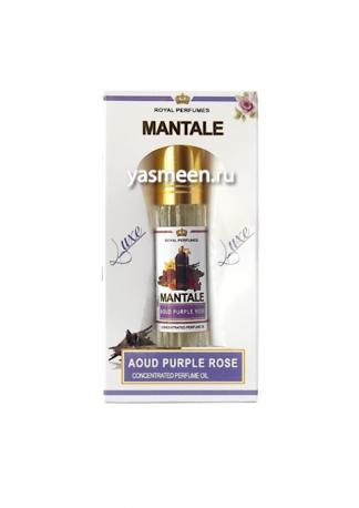 Ravza Montale Aoud Purple Rose, 4 мл