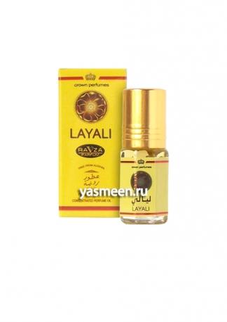 Ravza Layali, 3 мл