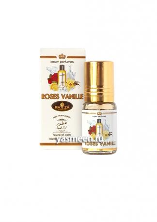 Ravza Roses Vanille, 3 мл