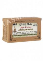 Мыло AYAM ZAMAN №4 с оливковым и лавровым маслом