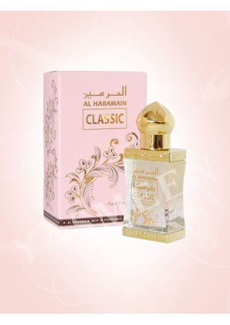 Al Haramain Classic, пробник 0,5 мл